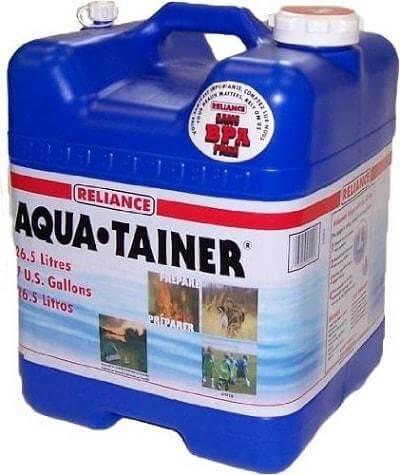7 Gallon Water Jug