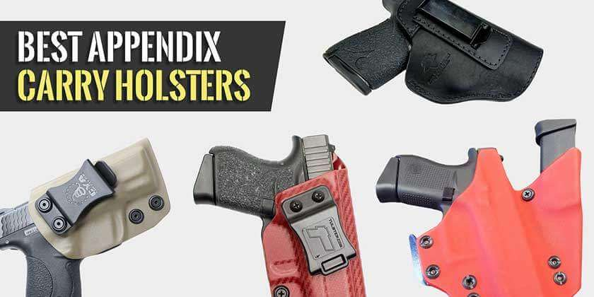 Best Appendix Carry Holsters Review