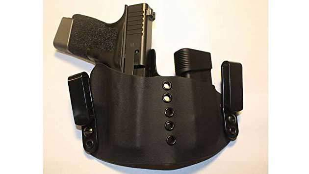 Appendix Holster with Mag Pouch