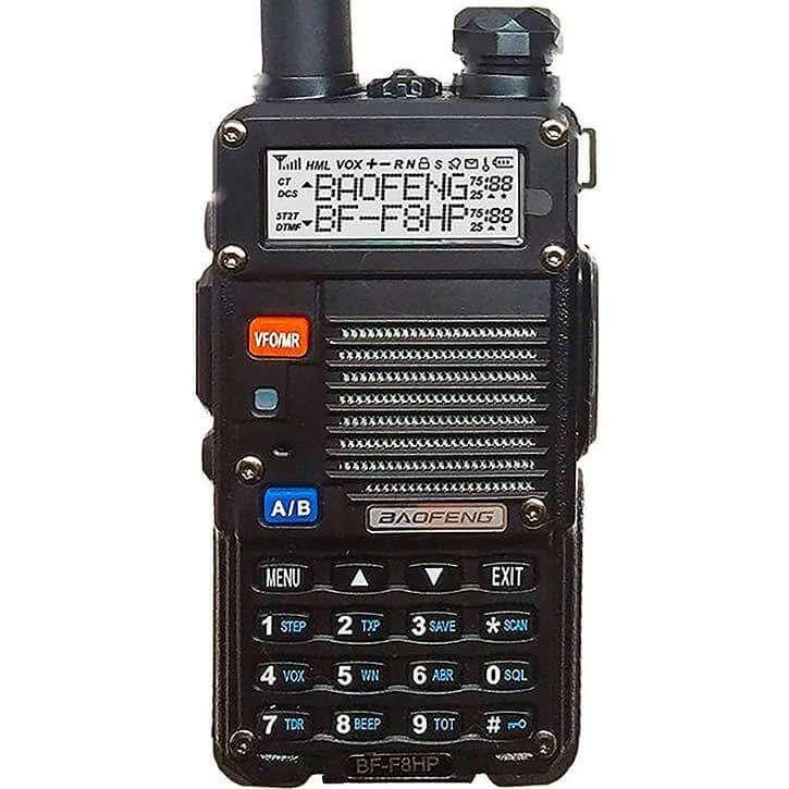 BeoFeng 8 Watt 2-Way GMRS Radio
