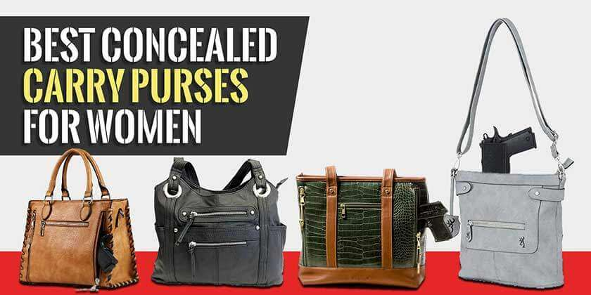 Best Concealed Carry Purses Review
