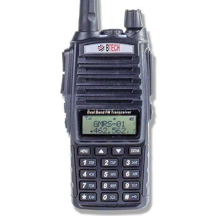 Btech V1 Hand Held Radio