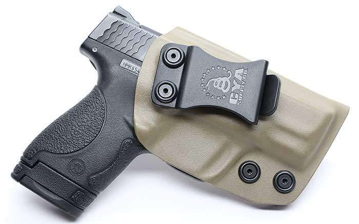 10 Best Appendix Carry Holsters (AIWB) in 2019 | Marine Approved