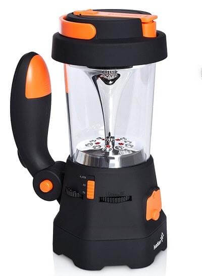 Hand Crank Lantern