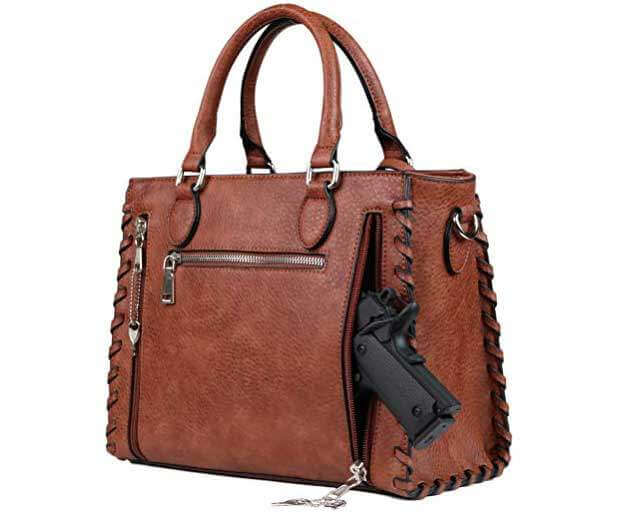 Cute Concealed Carry Purse by the Lady Conceal Company