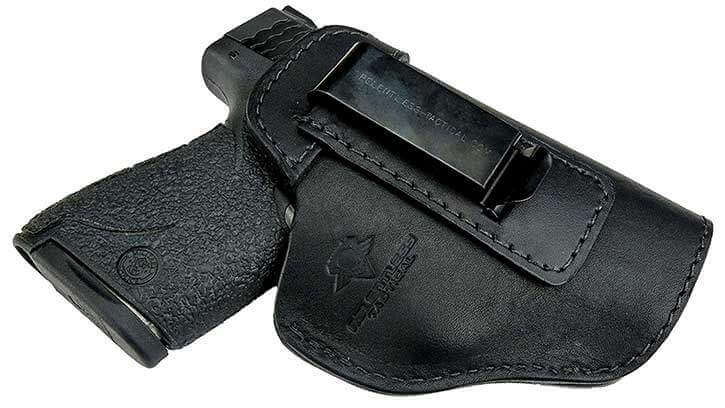 Leather Appendix Concealed Carry Holster
