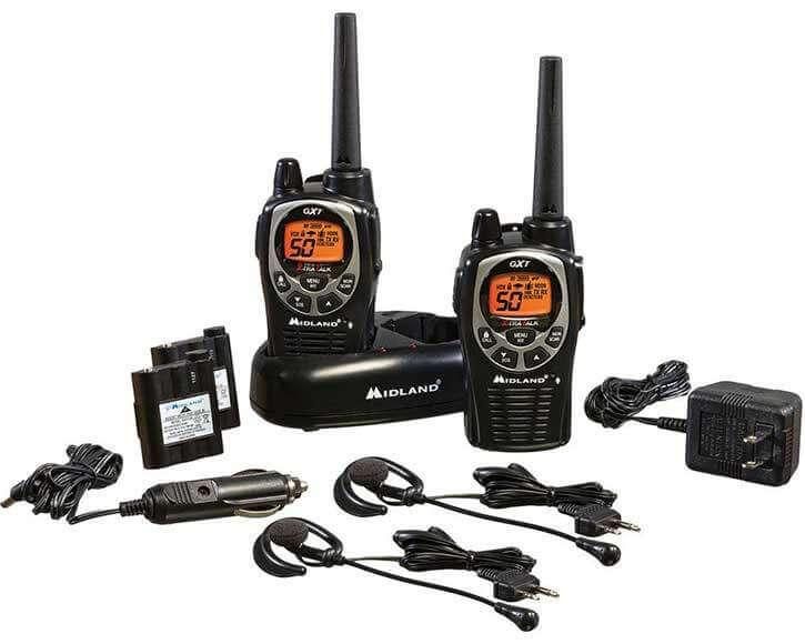 Midland 2-way Radio for Hunting