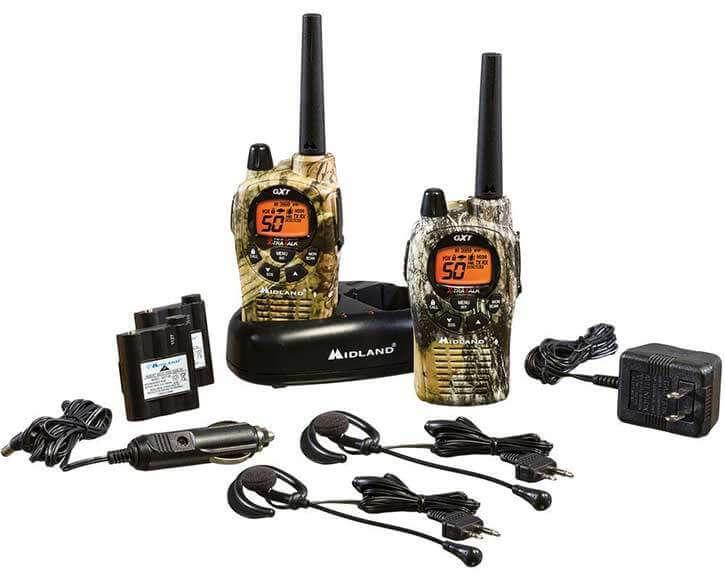 Midland Long Range Two Way Radios