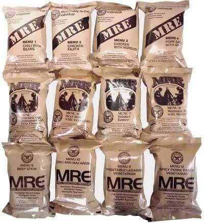 Military MREs