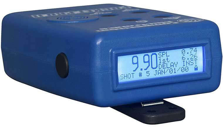 Shooting Shot Timer