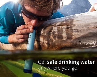 Water Filter Straws