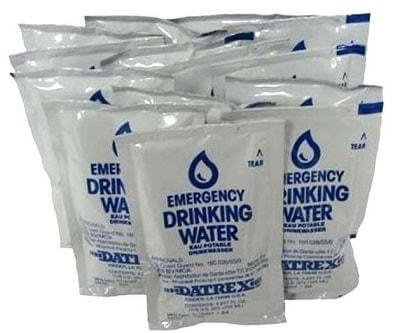 Water Pouches