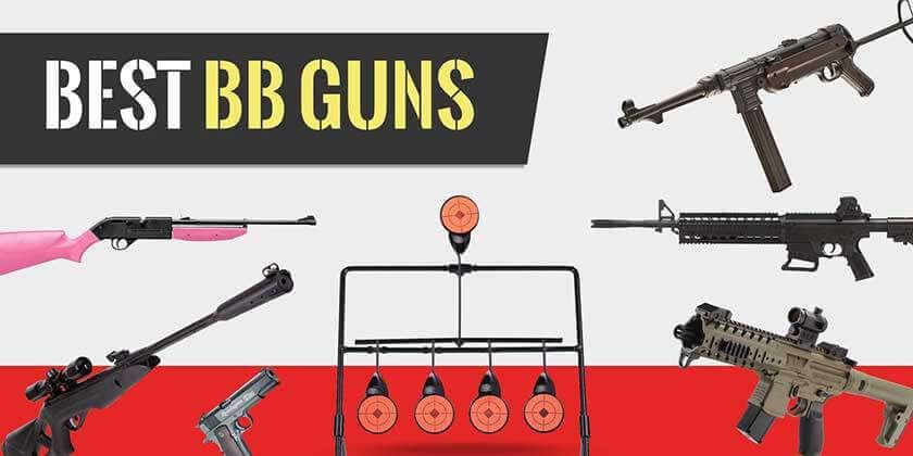 20 Best BB Guns in 2019 - BB Rifles & BB Pistols - Marine