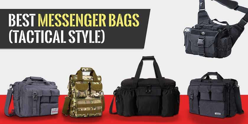 8b3075e48945 12 Best Tactical Messenger Bags (2019 Guide) - Marine Approved