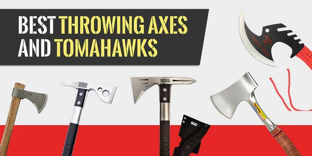 10+ Best Throwing Axes & Tomahawks in 2019 - Marine Approved