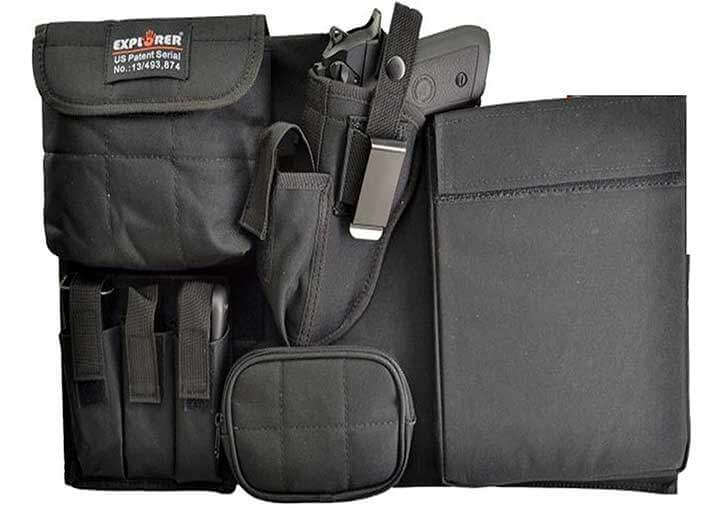 CCW Holster for Car or Truck