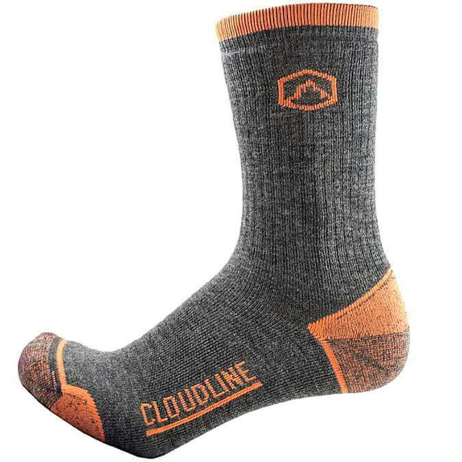 Cloudline Wool Socks for Men and Women