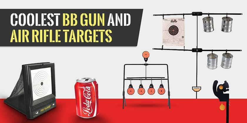 BB Gun and Air Rifle Targets Review