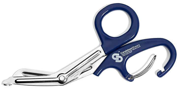 EMT Trauma Shears with Carabiner