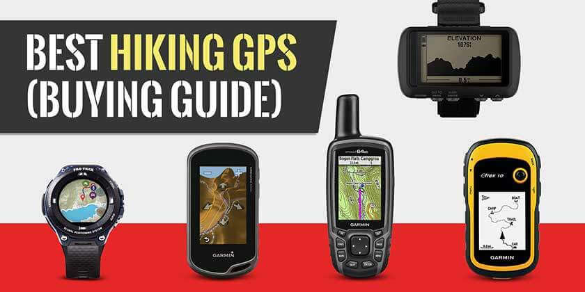 GPS for Hiking Buying Guide
