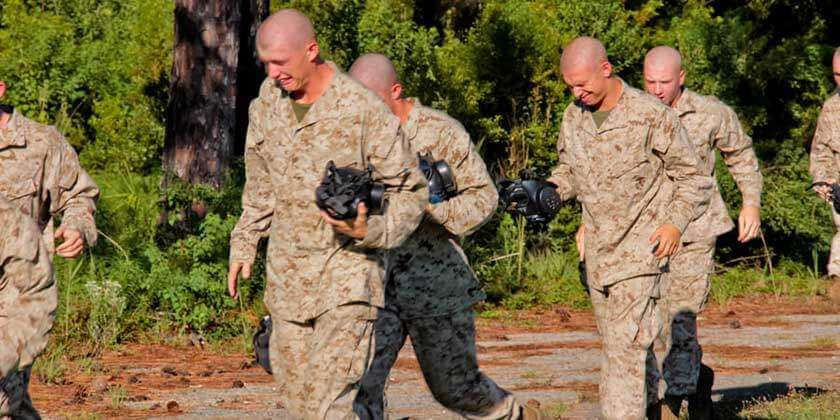 Gas Chamber Boot Camp
