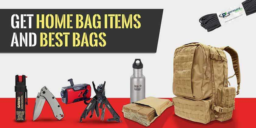Get Home Bag Items Review