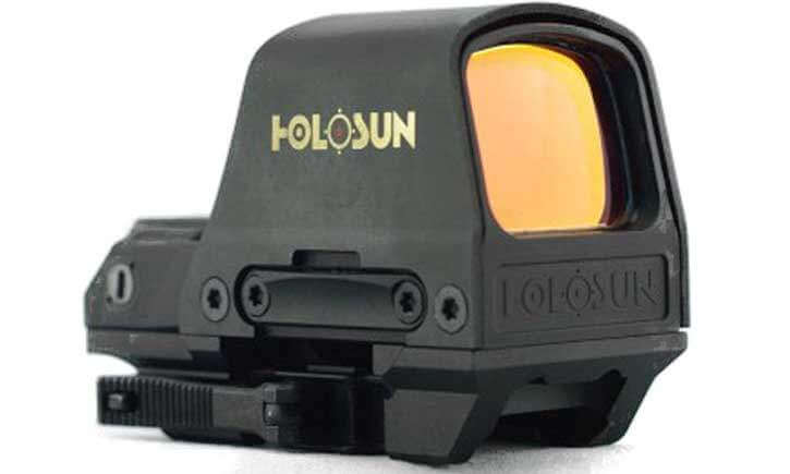 Holosun 2 MOA Reflex Sight