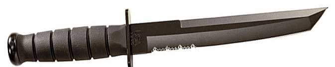 KAA Bar KA1245 Combat Knife