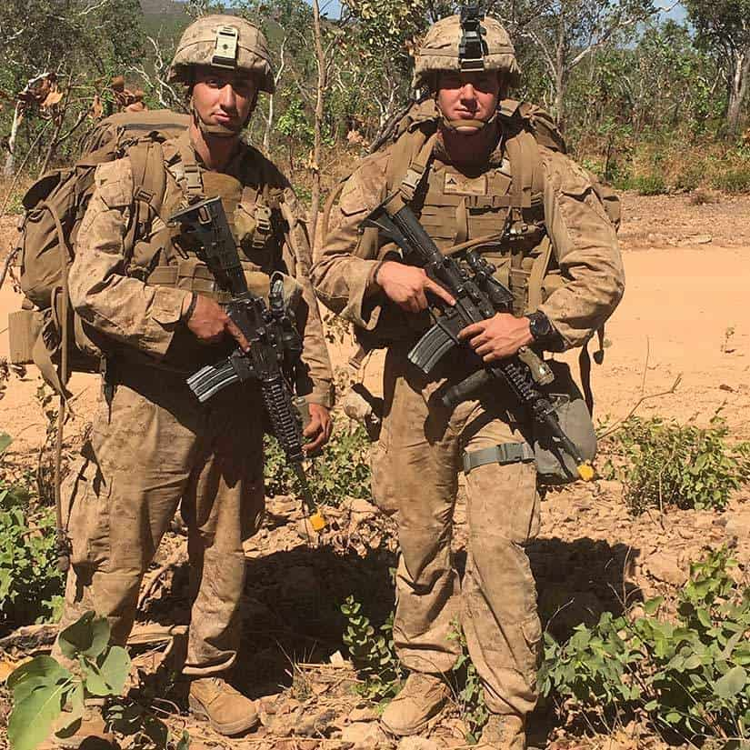 Marine Corps Infantryman