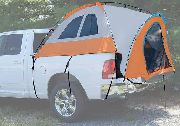 Millard Truck Tent for 6.5 Foot Bed
