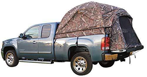 Napier 57 Series Truck Tent with Rainfly