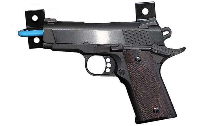 Quick Access Concealed Firearm Holster