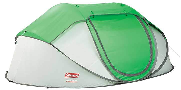 Quick Set Up Tent