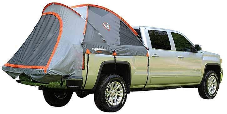 best pickup bed tent