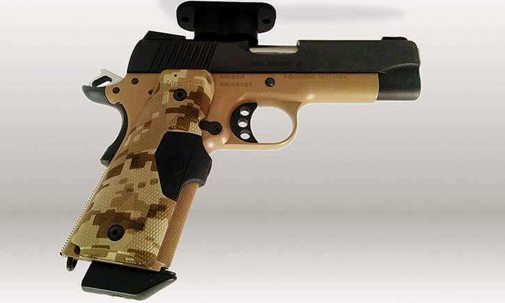 Tac Mag Gun Magnet