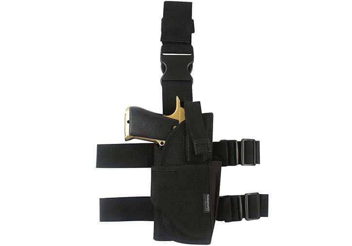 Tactical HQ Thigh Holster