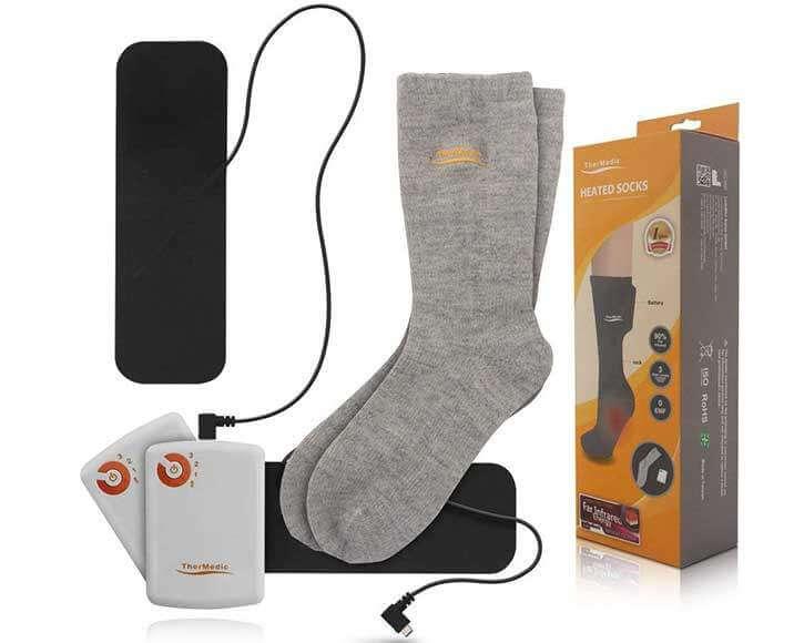 TherMedic Electric Socks