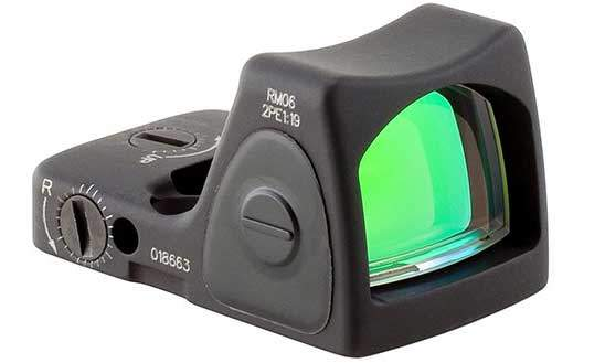 Trijicon Type 2 Adjustable Red Dot Sight