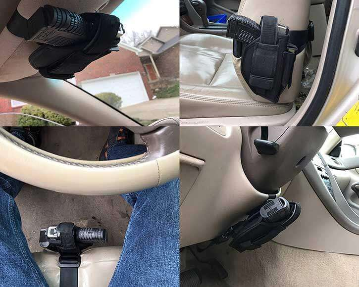 Universal Car Holster