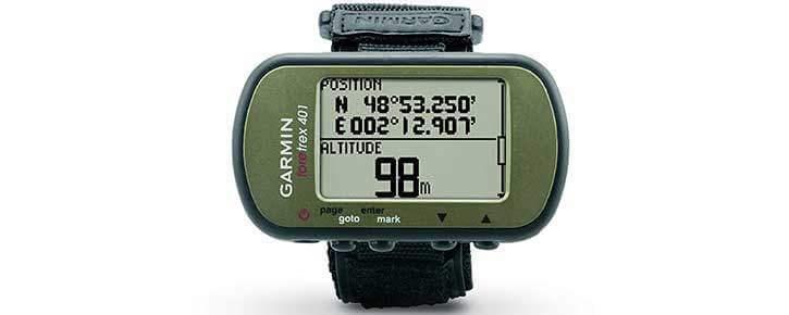 Waterproof GPS for Hiking