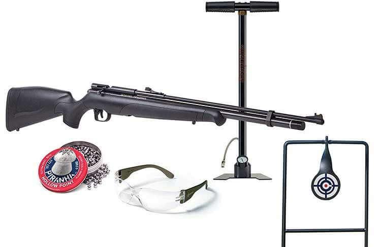 Benjamin BPM22GPK Pellet Gun Starter Kit