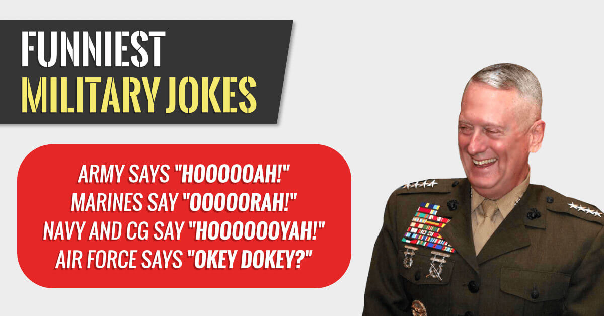 Funny Military Joke