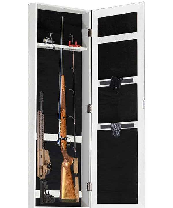 Cool Hidden Gun Storage Furniture Safes In 2019 Marine Approved