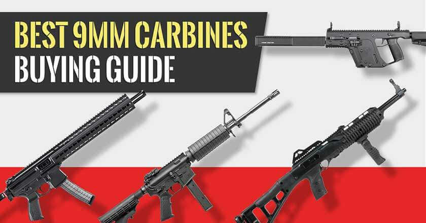 9mm Carbine Buying Guide Top of Page Image