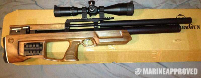 AEON classic air rifle scope