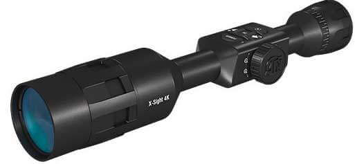 ATN 4K HD Night Vision Scope with Ballistic Calculator
