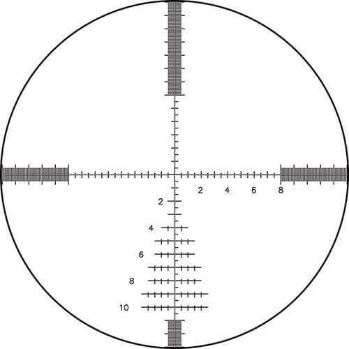 Bushnell Elite Tactical Scope Reticle