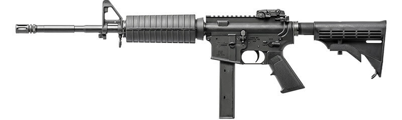 CMMG Mk9LE 9mm Luger M4 Style 9mm Carbine Rifle