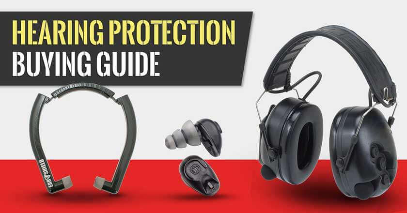 Hearing Protection for Shooting Buying Guide
