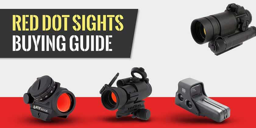 Red Dot Sights Buying Guide